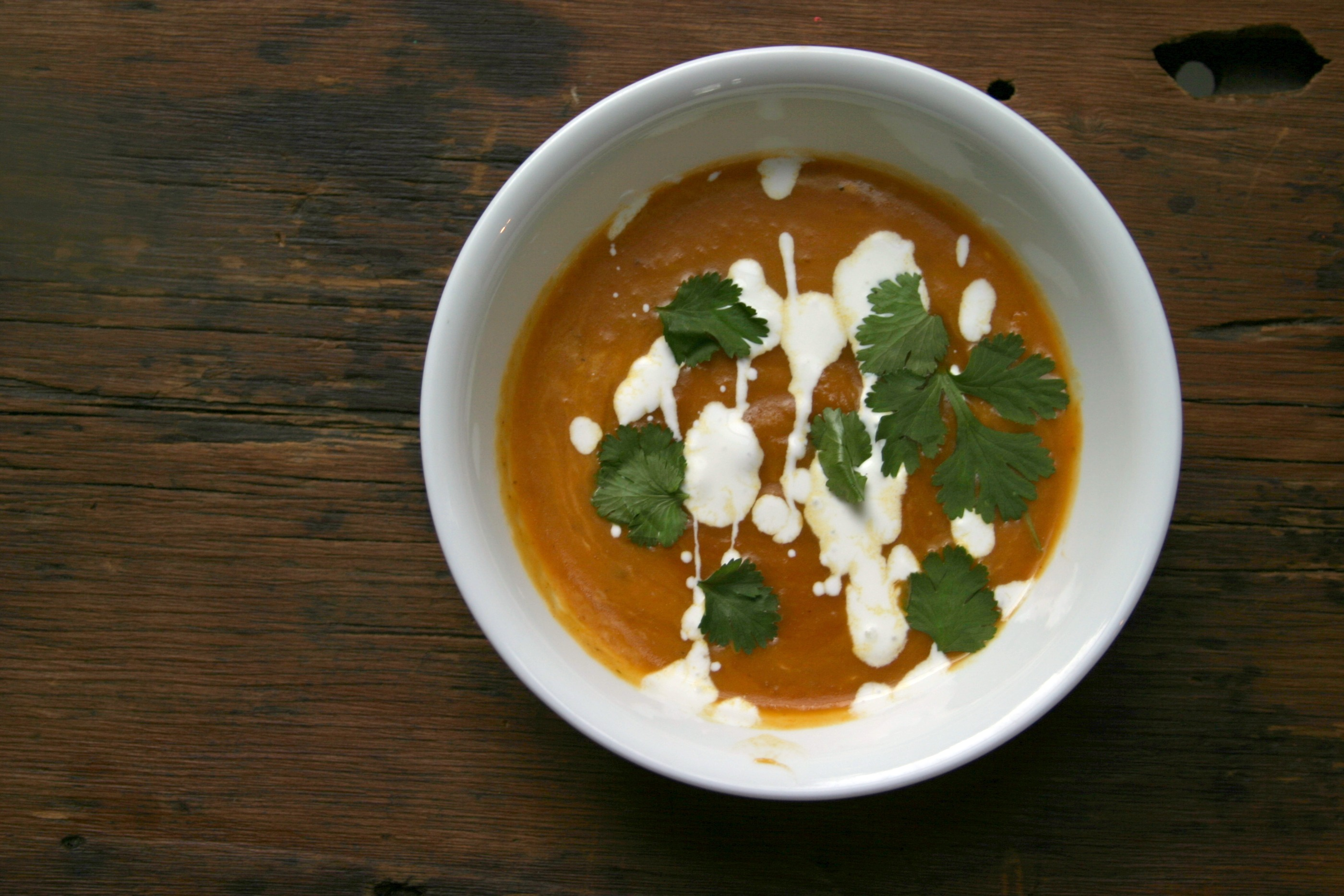 meatless monday: chipotle pumpkin soup | Mastering the Art ...